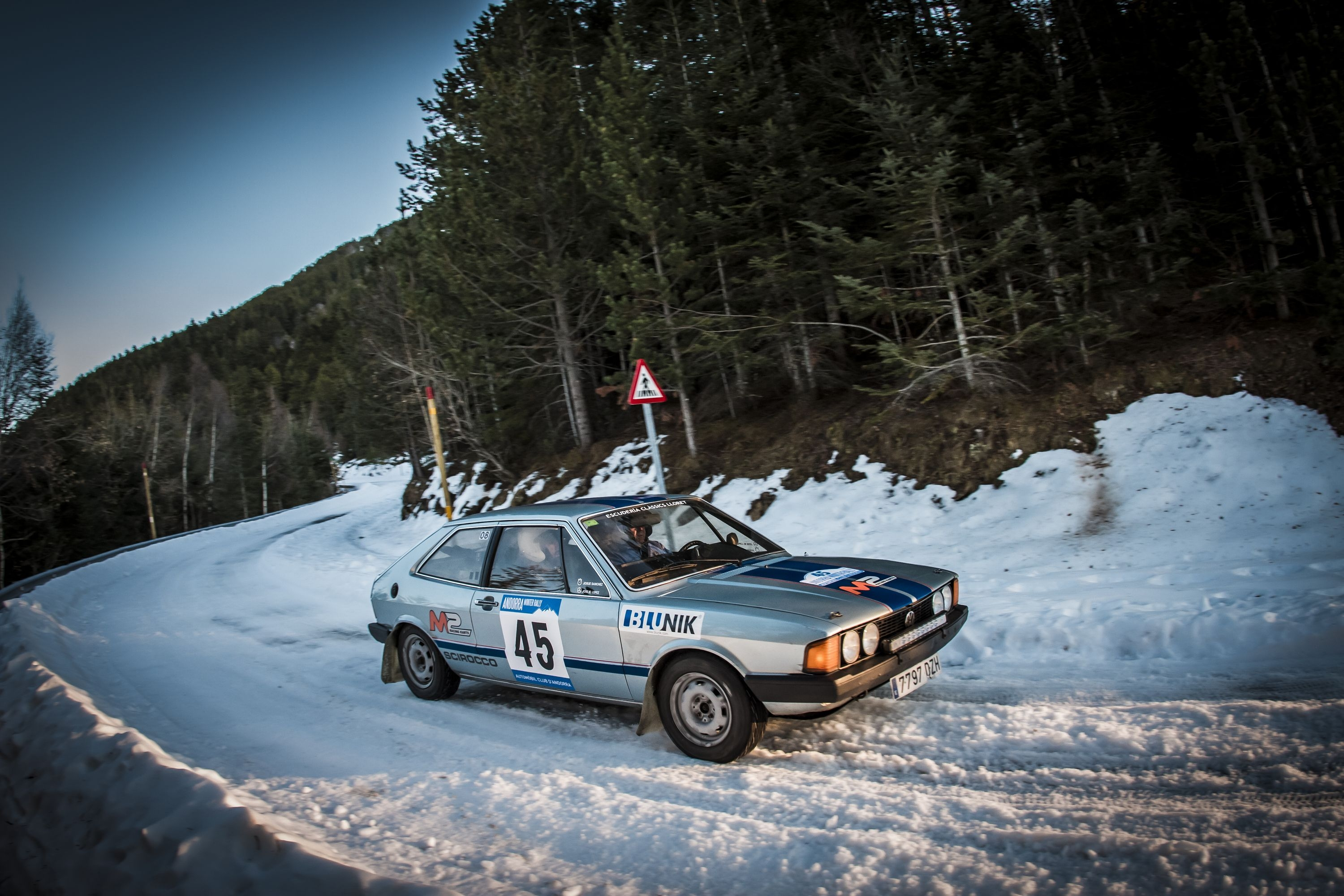 Andorra Winter Rallye 04