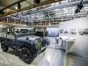 Land Rover Defender Producion Line
