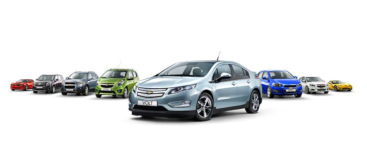 Chevrolet Europa Gama 2011