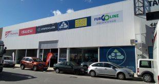 Instalaciones Grupo Playcar Concesionario Mahindra en Málaga.