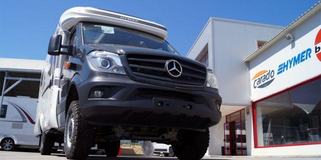 Mercedes MLT 4x4