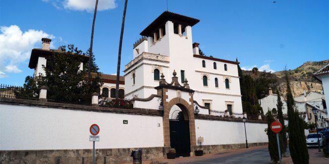 Palacio de Puerto Hermoso en Pizarra (Málaga)