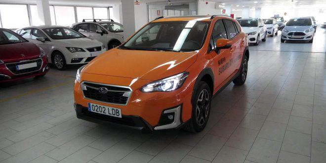 Subaru XV Hybrid en Automóviles Nieto.