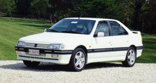 Historia del Peugeot 405 T16, un vehículo con tracción 4×4 y prestaciones deportivas de la década de los 90
