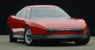 Presentado en el Salón del Automóvil de París de 1988, el concept car Activa de Citroën demostraba las grandes posibilidades de la hidroneumática.