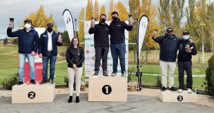 Salvador Rubén Serrano y Juan Miguel Amaya consiguieron la primera posición en el Rally de Cuenca.
