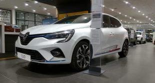 Renault Clio E-TECH Híbrido en Renault Tahermo.