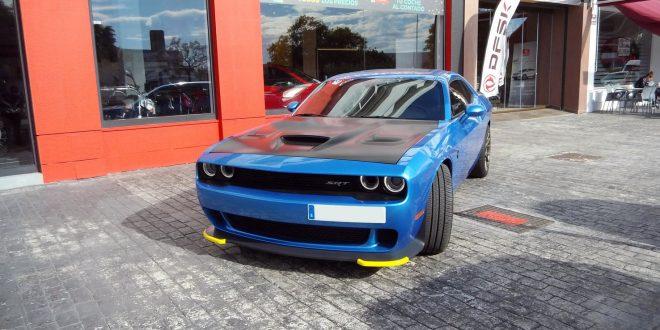Dodge SRT Hellcat de ocasión en Grupo Cabmei Icars.