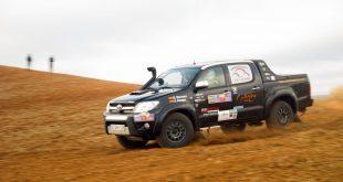 El equipo Salru Competición consiguió la victoria en el Rally de Cuenca 2020.