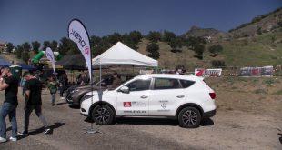 DFSK Málaga ya estuvo presente en la edición 2020 del CAEX 4x4 en Pizarra.
