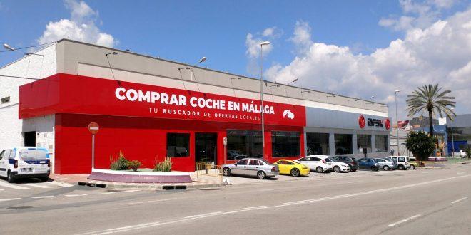 Fachada DFSK Málaga y Comprar Coche en Málaga.