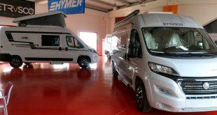 El mundo del Cámper toma el protagonismo en las instalaciones de Autocaravanas Hidalgo en Málaga